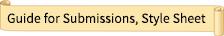 Editorial Committee Members